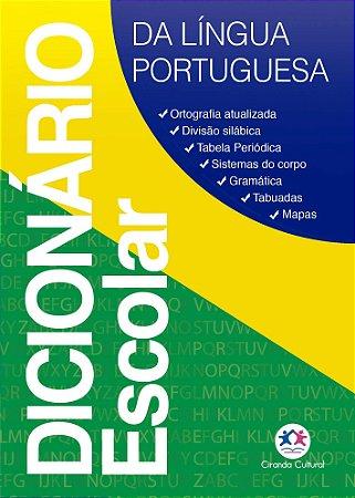 Magic Kids Dicionário escolar da Língua Portuguesa