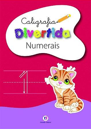 Caligrafia Divertida - Numerais
