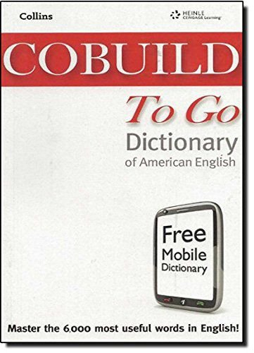 Cobuild To Go Dictionary of American English