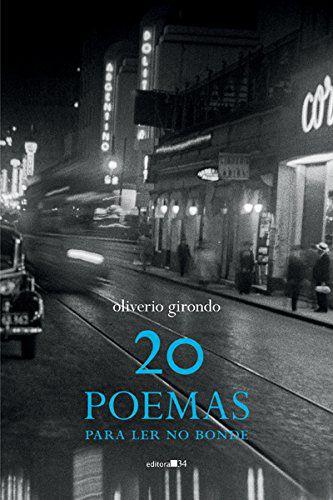 20 poemas para ler no bonde