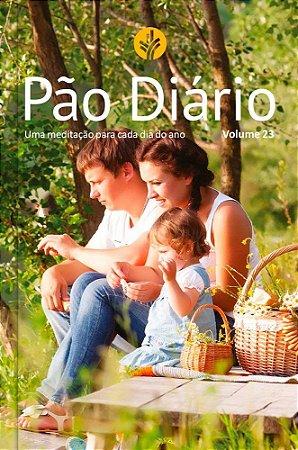 Pão Diário vol. 23