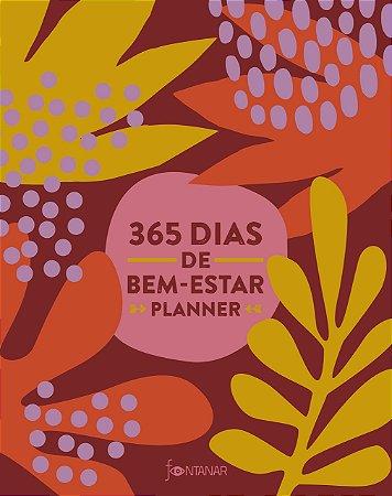 365 dias de bem-estar: Planner