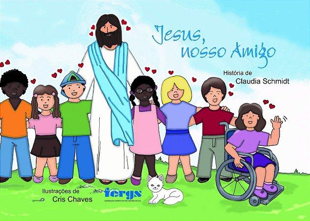 Jesus nosso amigo
