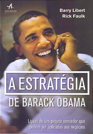 A Estratégia de Barack Obama
