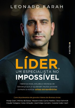 Líder, um especialista no impossível