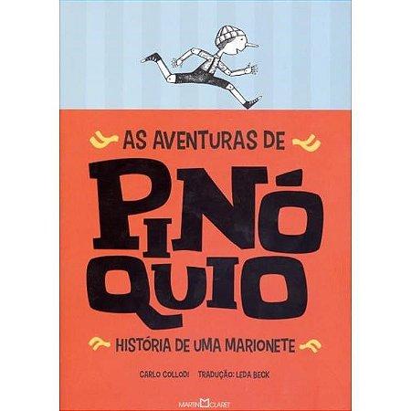 As Aventuras de Pinóquio – Historias de Uma Marionete