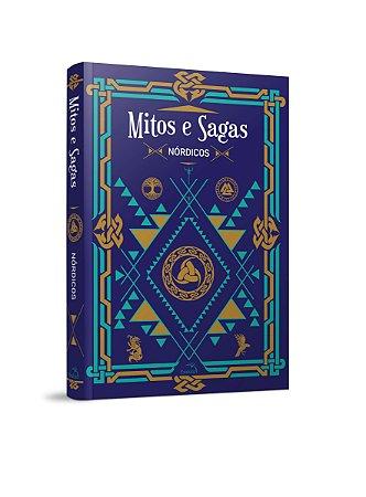 Nórdicos livro livro 1 - Mitos e Sagas