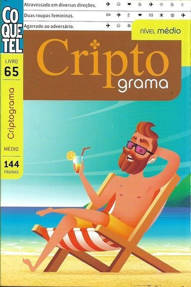 Coquetel criptograma 65