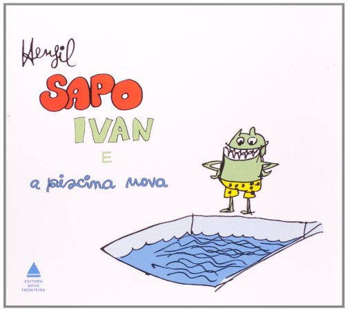 Sapo Ivan e a Piscina