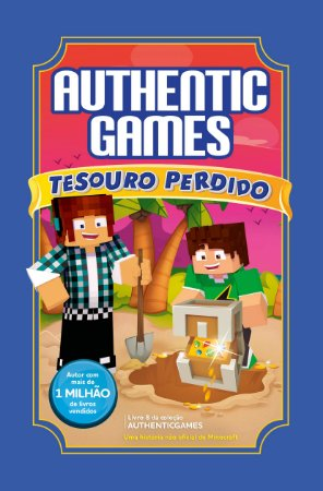Authenticgames- Tesouro Perdido
