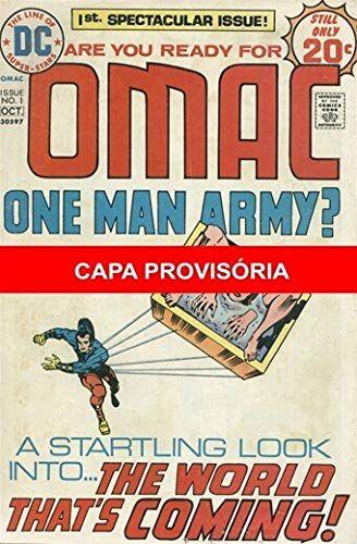 Omac: Lendas Do Universo D