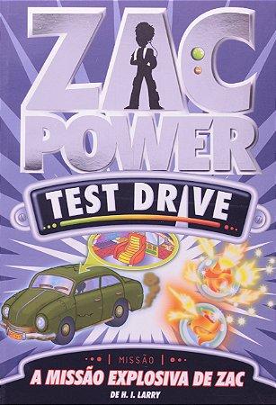 Zac Power Test Drive 07 - A Missão Explosiva De Zac