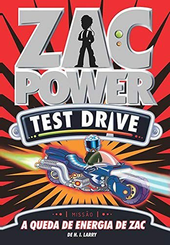 Zac Power Test Drive 09 - A Queda De Energia De Zac