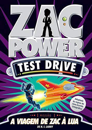 Zac Power - A Viagem De Zac à Lua
