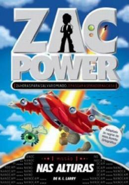 Zac Power 13 - Nas Alturas