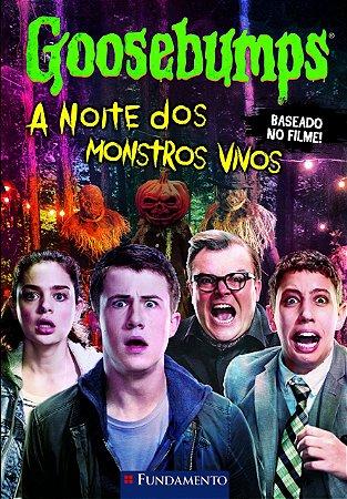 Goosebumps O Filme - A Noite Dos Monstros Vivos