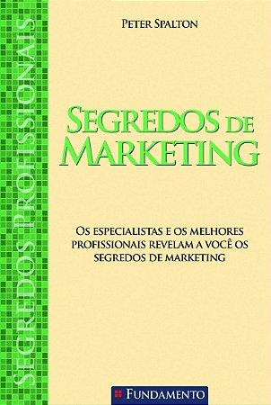 Segredos Profissionais - Segredos De Marketing