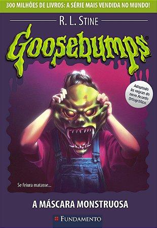 Goosebumps 23 - A Máscara Monstruosa