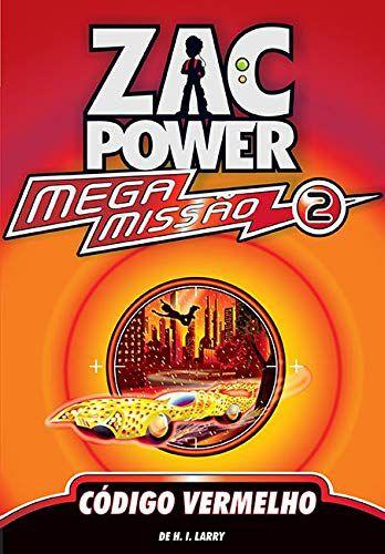 Zac Power Mega Missão 02 - Código Vermelho