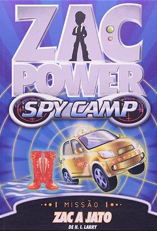 Zac Power Spy Camp - Zac A Jato