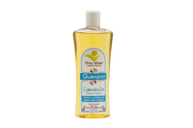 Shampoo Camomila LUMINOSIDADE - 300 ml
