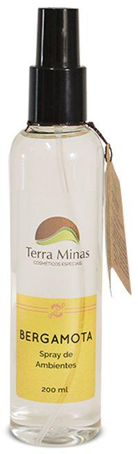 Spray de Ambiente Bergamota 200 ml