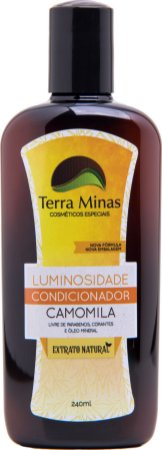 Condicionador LUMINOSIDADE - CAMOMILA 240 ml