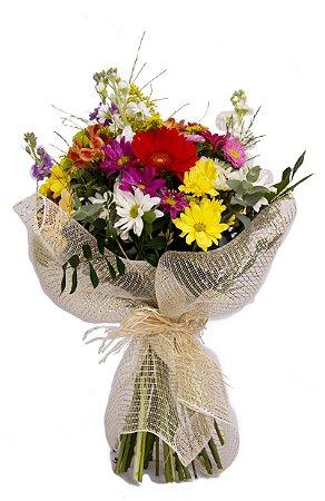 Buquê de Flores Joy