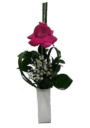 Rosa Espelhada