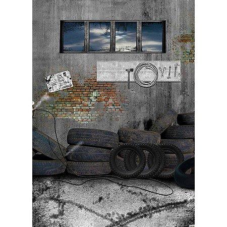 Fundo Fotográfico Tecido Algodão - 319