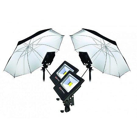 Kit Iluminação Contínua LED