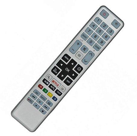 Controle Remoto TV Toshiba 55S3653DB com Netflix