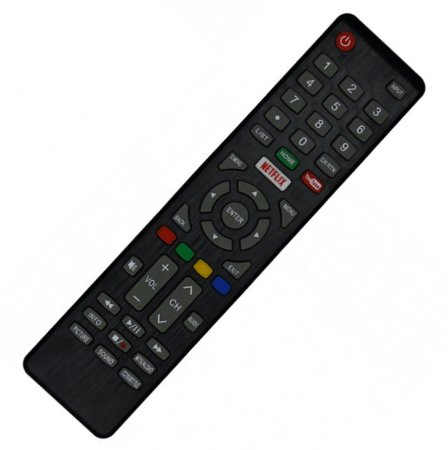 Controle Remoto Smart TV Cobia LED CTV32HDSM