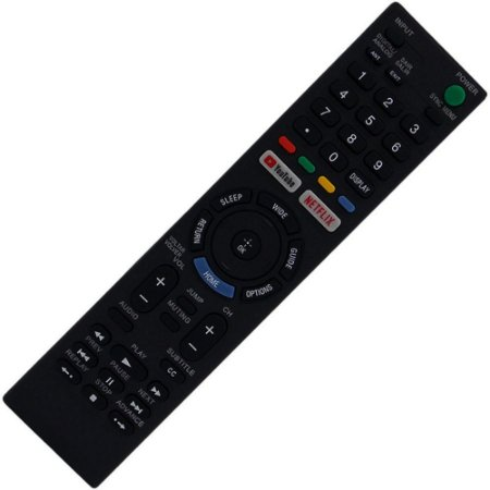 Controle Remoto TV LED Sony KD-60X697E com Youtube e Netflix