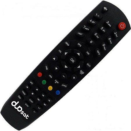 Controle Remoto Receptor Duosat Troy HD