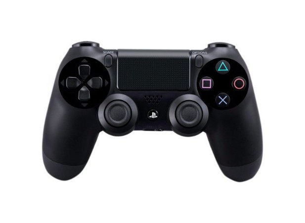 Controle Dualshock 4 Preto - Sem Fio - PS4 - Sony Playstation 4