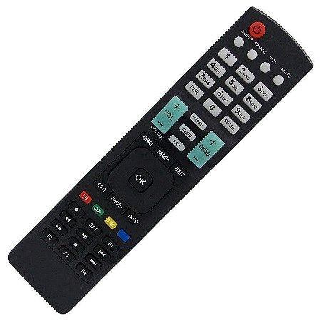 Controle Remoto Receptor Cinebox Legend HD