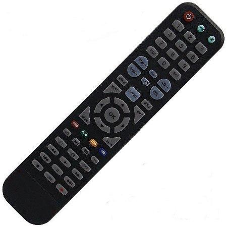 Controle Remoto Receptor Azamérica S2015 HD