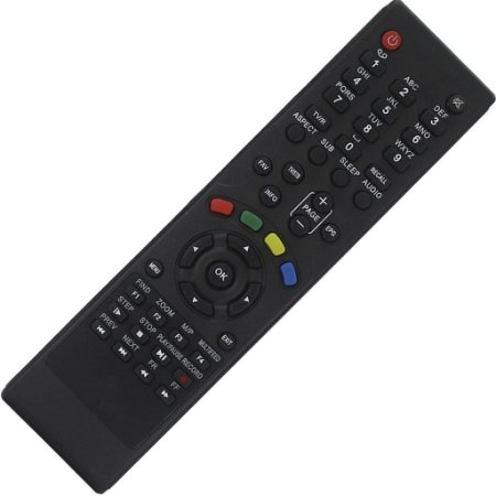 Controle Remoto Receptor Azbox Bravíssimo Wifi HD