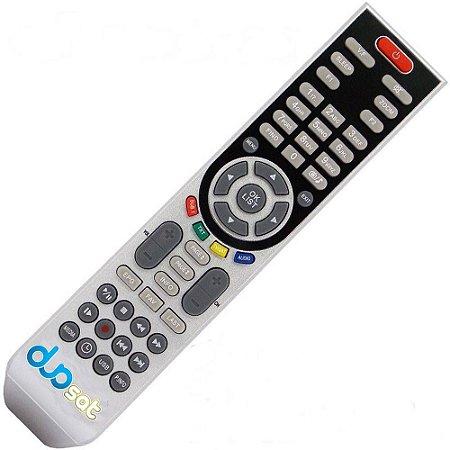 Controle Remoto Receptor Duosat Spider HD