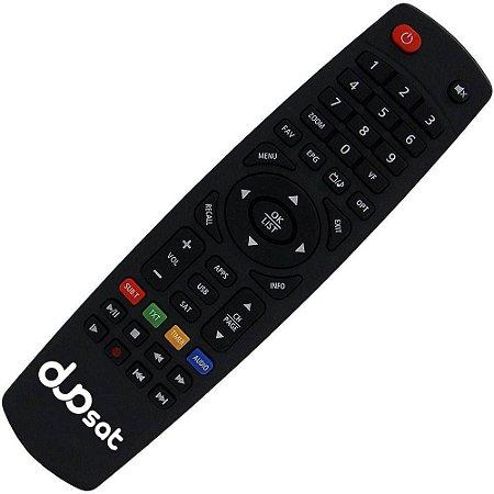 Controle Remoto Receptor Duosat Wave HD