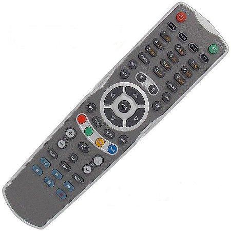 Controle Remoto Receptor Tocomsat Duo HD