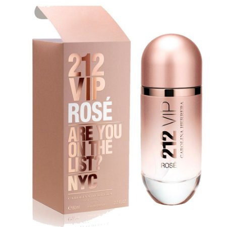 Carolina Herrera Perfume Feminino 212 VIP Rosê - Eau de Parfum 80ml