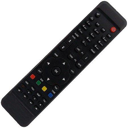Controle Remoto Receptor Powernet P100 HD