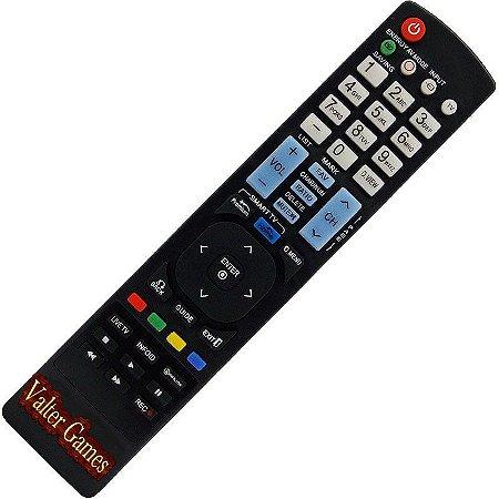 Controle Remoto TV LCD / LED / Plasma LG AKB73275616 (Smart TV)