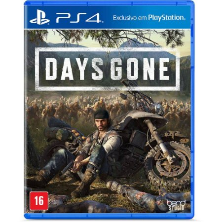 Days Gone para PS4 - Bend Studio