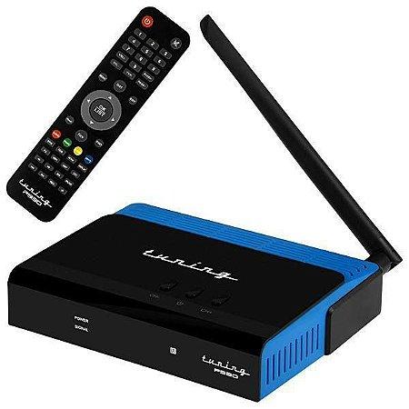 Receptor Tuning P-930 HD Wi-Fi ACM