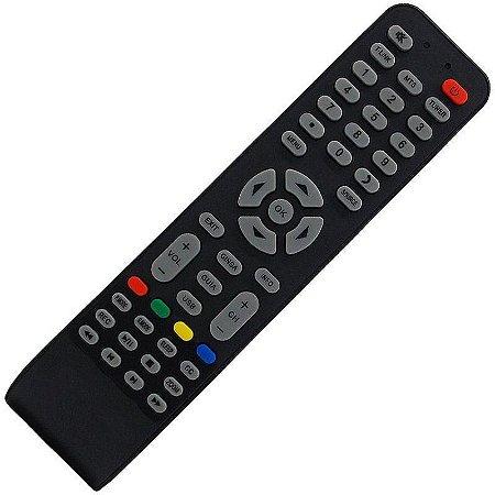 Controle Remoto TV LED Philco PH19T21DGR / PH24T21DG / PH28T35DG / PH32F33DG / PH32F33DGB