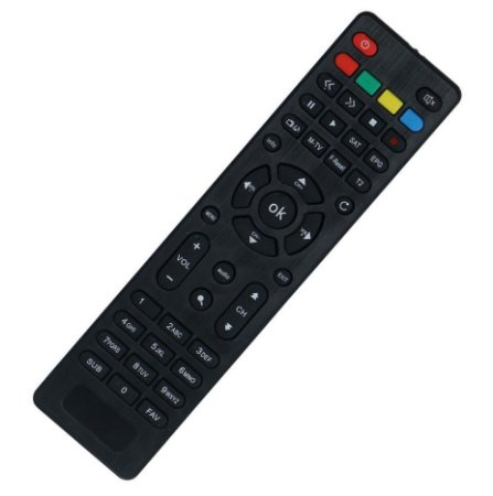 Controle Remoto Receptor Maxfly Iflex HD