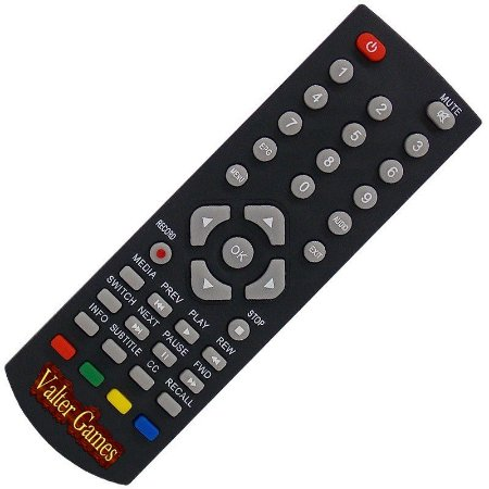 Controle Remoto Conversor Digital Imagevox DF00 / ADV-ISDBT01